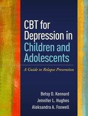 CBT for Depression in Children and Adolescents