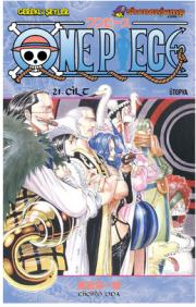 One Piece 21. Cilt