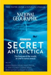 National Geographic - Temmuz 2017