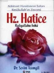 Hz. Hatice ( R. A. )