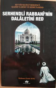 Serhendli Rabbani'nin Dalaletini Red