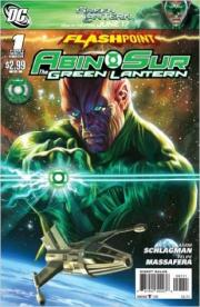Flashpoint: Abin Sur, The Green Lantern #1
