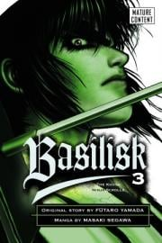 Basilisk: The Kouga Ninja Scrolls, Vol. 3