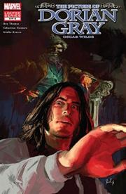 Marvel Illustrated: Picture of Dorian Gray (2007-2008) #4