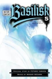 Basilisk: The Kouga Ninja Scrolls, Vol. 5