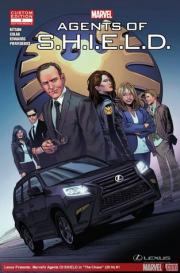 Marvel's Agents of S.H.I.E.L.D. in the Chase