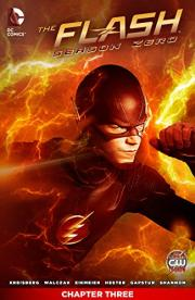 The Flash: Season Zero (2014-) #3