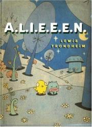 A.L.I.E.E.E.N.: Archives of Lost Issues and Earthly Editions of Extraterrestrial Novelties