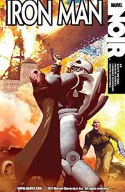 2. Iron Man Noir #4