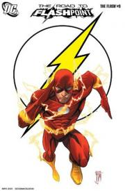 The Flash (2010-2011) #9
