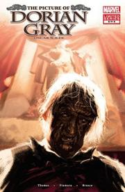 Marvel Illustrated: Picture of Dorian Gray (2007-2008) #6