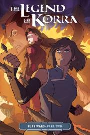 The Legend Of Korra: The Turf Wars, Part Two