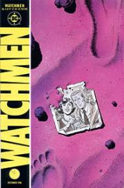 5. Watchmen Chapter Four: Watchmaker