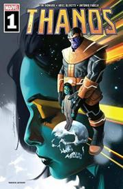 Thanos: Zero Sanctuary #1 (of 6)