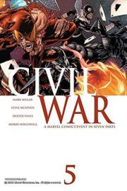 Civil War #5