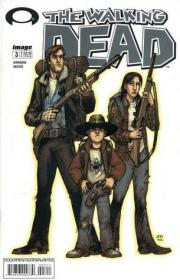 The Walking Dead, Issue #3