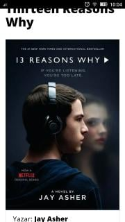 1. Thirteen Reasons Why