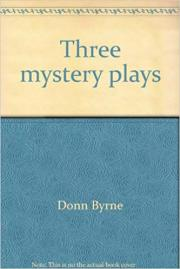 Three Mystery Plays
