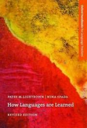 1. How Languages are Learned
