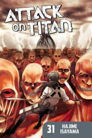 Attack on Titan Vol. 31