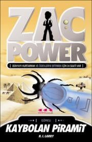 Zac Power Serisi 3