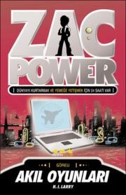 Zac Power Serisi 2