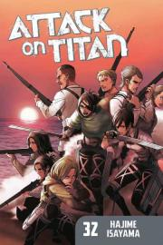 Attack on Titan Vol. 32