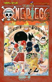 One Piece 33.Cilt