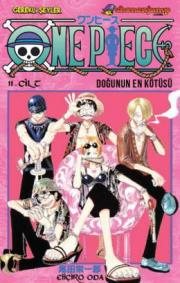 One Piece 11. Cilt