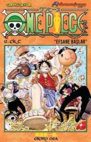 One Piece 12. Cilt