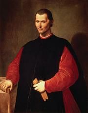1. Niccolo Machiavelli