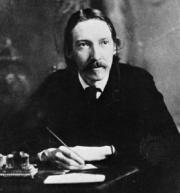 4. Robert Louis Stevenson