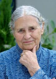 5. Doris Lessing