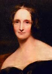 2. Mary Shelley