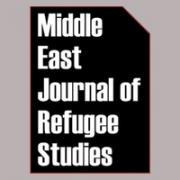 Middle East Journal Of Refugee Studies