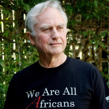 1. Richard Dawkins