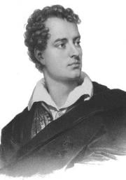 1. Lord Byron