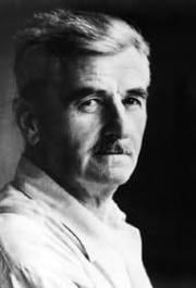 1. William Faulkner