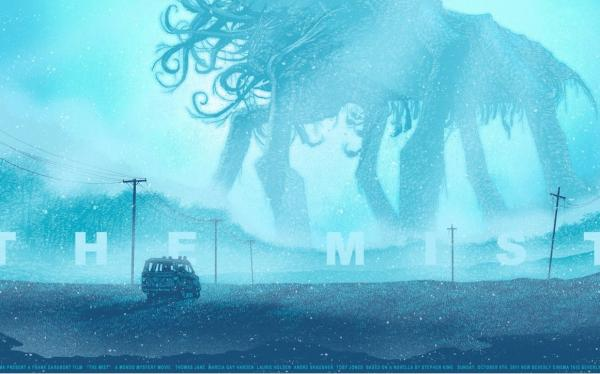 Stephen King'in 'The Mist' Eseri Dizi Oluyor