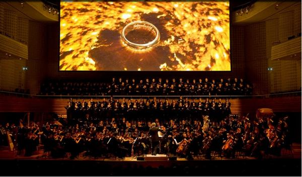 Lord of the Rings in Concert İstanbul'da