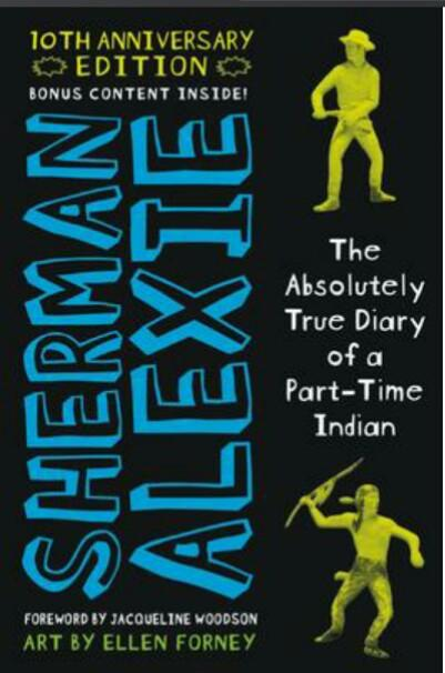 analysis of the absolutely true diary of The absolutely true diary of a part-time indian is the story, told in first person of junior, a spokane indian who has lived his whole life on a reservation at the age of fourteen he decides that he will be the first person from his reservation to go to school in the neighbouring town, a predominantly white, farming community.