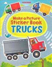 Make a Picture Sticker Book