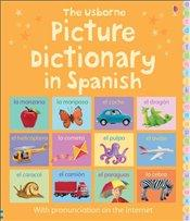 Picture Dictionary in Spanish (Picture Dictionaries)