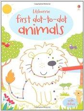 Animals (First Dot to Dot Books)
