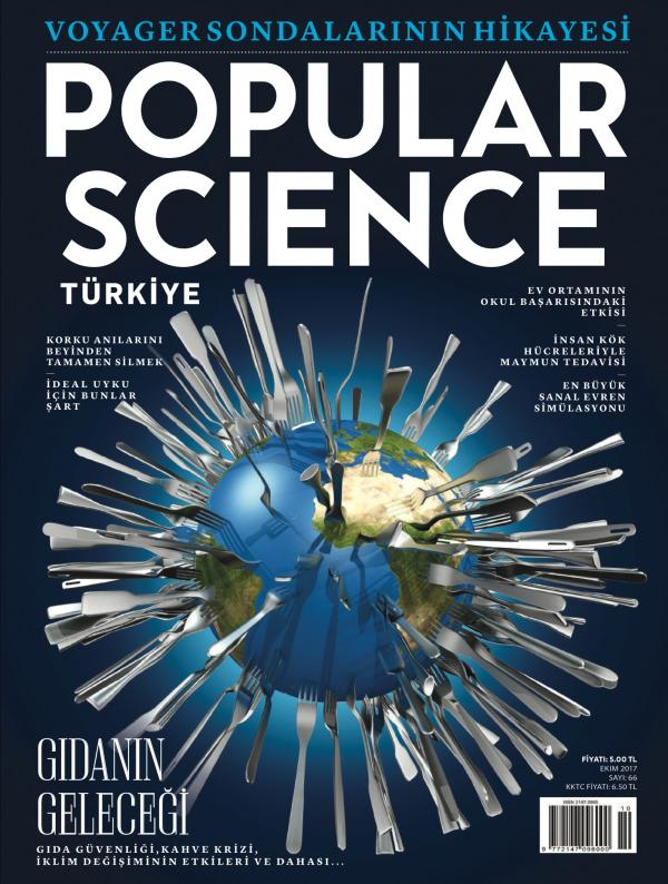 Popular Science Türkiye - Sayı 66