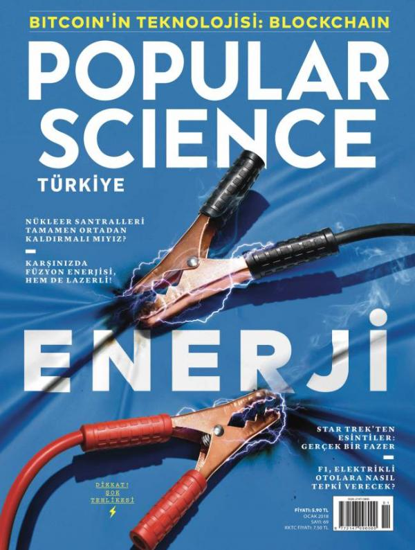 Popular Science Türkiye - Sayı 69